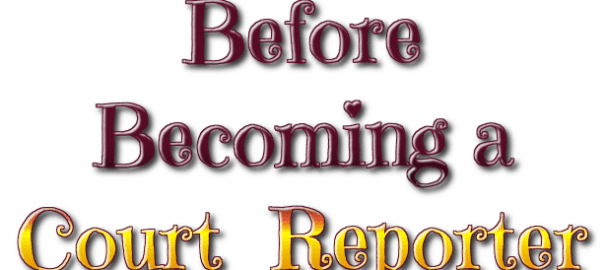 becoming a court reporter